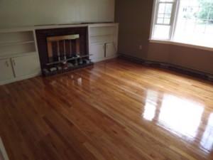 wood floor care longmeadow